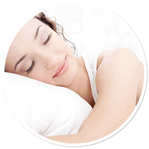 Promotes More Restful Sleep